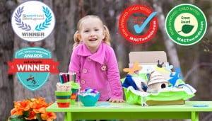 Green Kid Crafts Awards