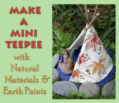 tepee craft