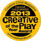 2013 Creative Play of the Year Award