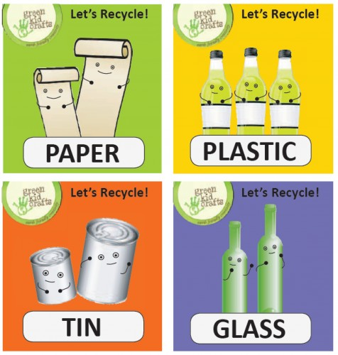 Recycling Labels