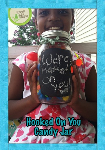hooked on your candy jar