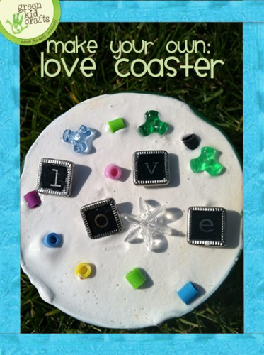 love coaster craft