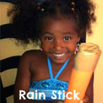 Rain Stick | Green Kid Crafts