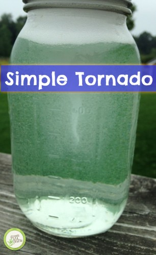 Simple Tornado | Green Kid Crafts