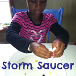 Storm saucer 150x150