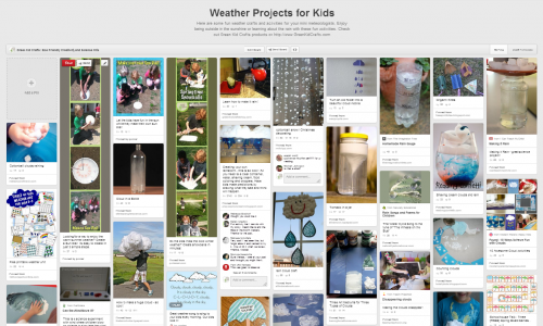 Weather Projects for Kids | Green Kid Crafts