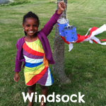 Windsock | Green Kid Crafts