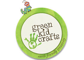 Appleseed Lane Green Kid Crafts logo