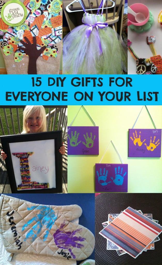15 diy gifts