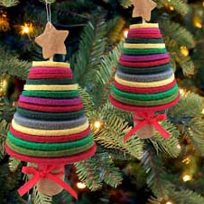 Image of Felt Trees