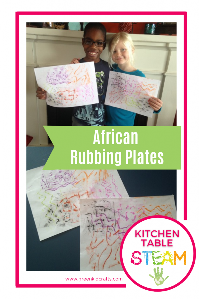 african rubbing plates craft