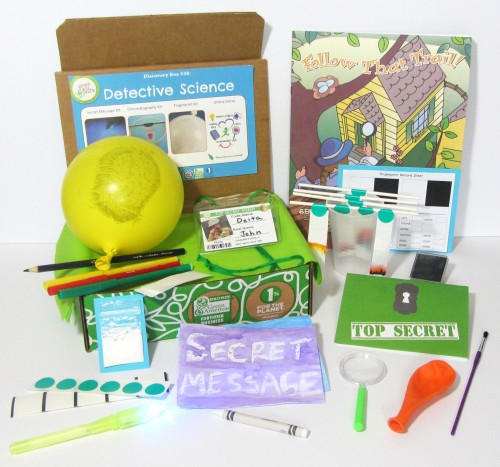 Detective Science Discovery Box