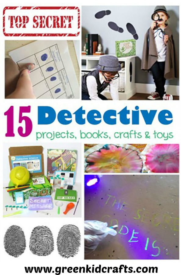 Discover More Detective Science Green Kid Crafts