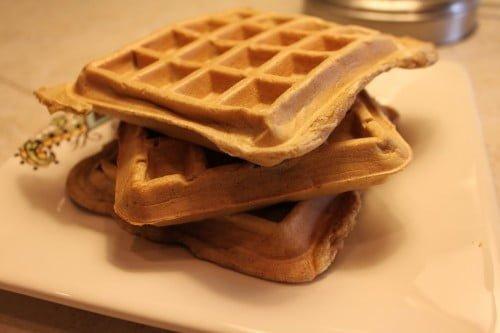 Egg Waffle Recipe