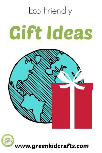 Eco-friendly gift ideas to add to your holiday shopping list.