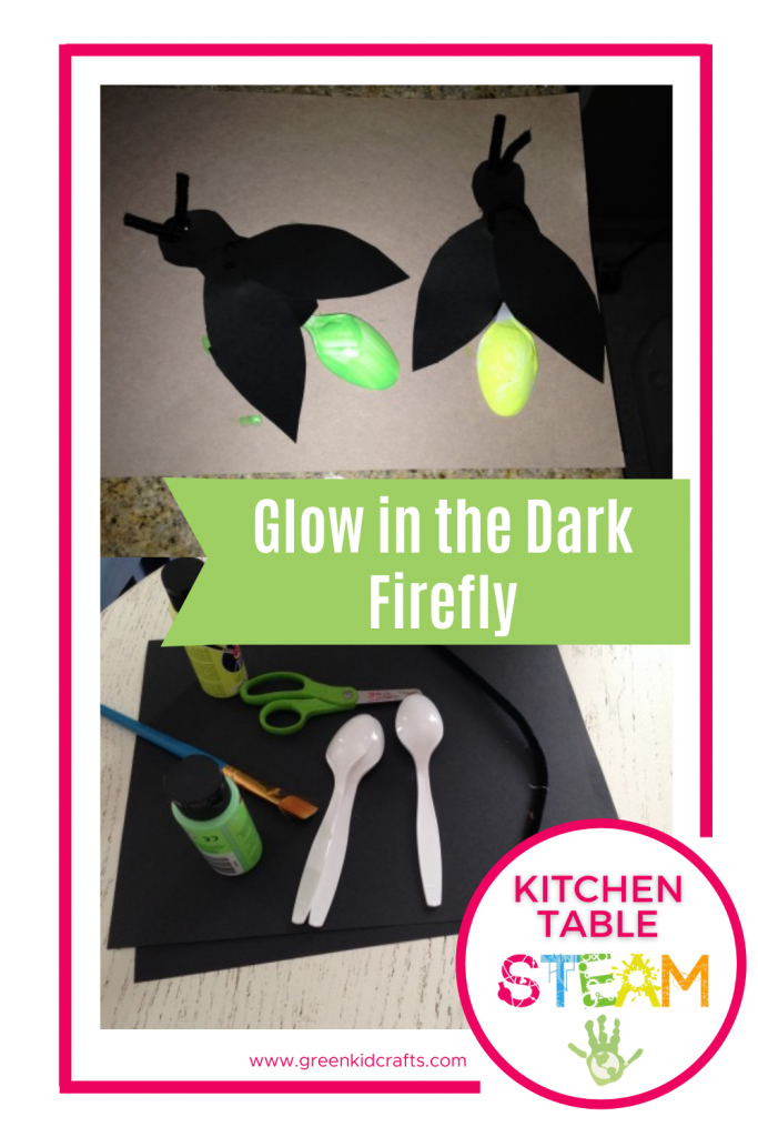 glow in the dark firefly