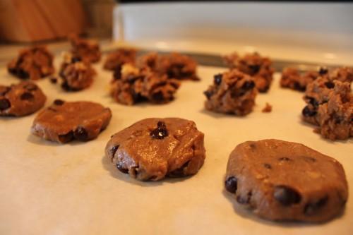 Chickpea Cookies 017