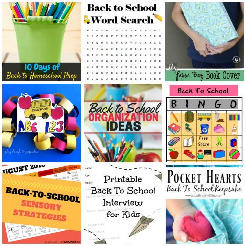 Back to School Activities We Love! - Green Kid Crafts