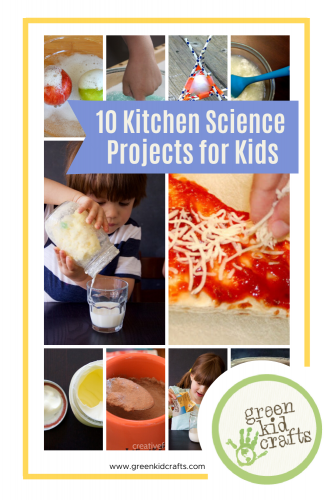 kitchen science projects for kids