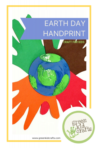 Earth Day Handprints
