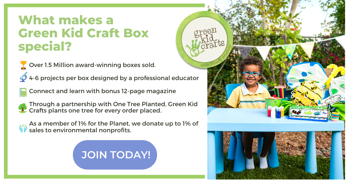Join Green Kid Crafts