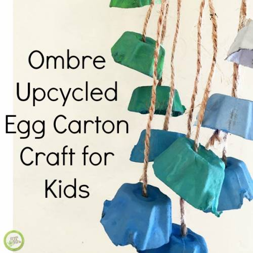 egg carton craft