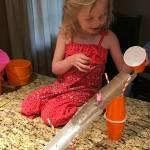 water slide stem activity