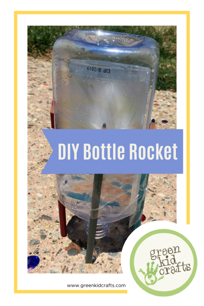 diy rocket bottle