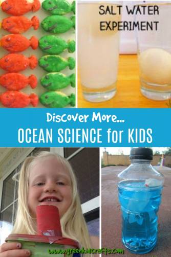 Ocean activities and educational videos for kids.
