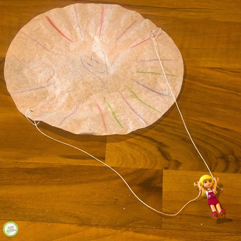 diy parachute