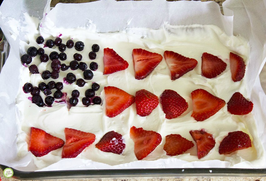 easy patriotic snack