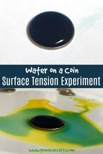 Water surface tension experiment for kids. Lean about water surface tension with this cool color mixing science project.