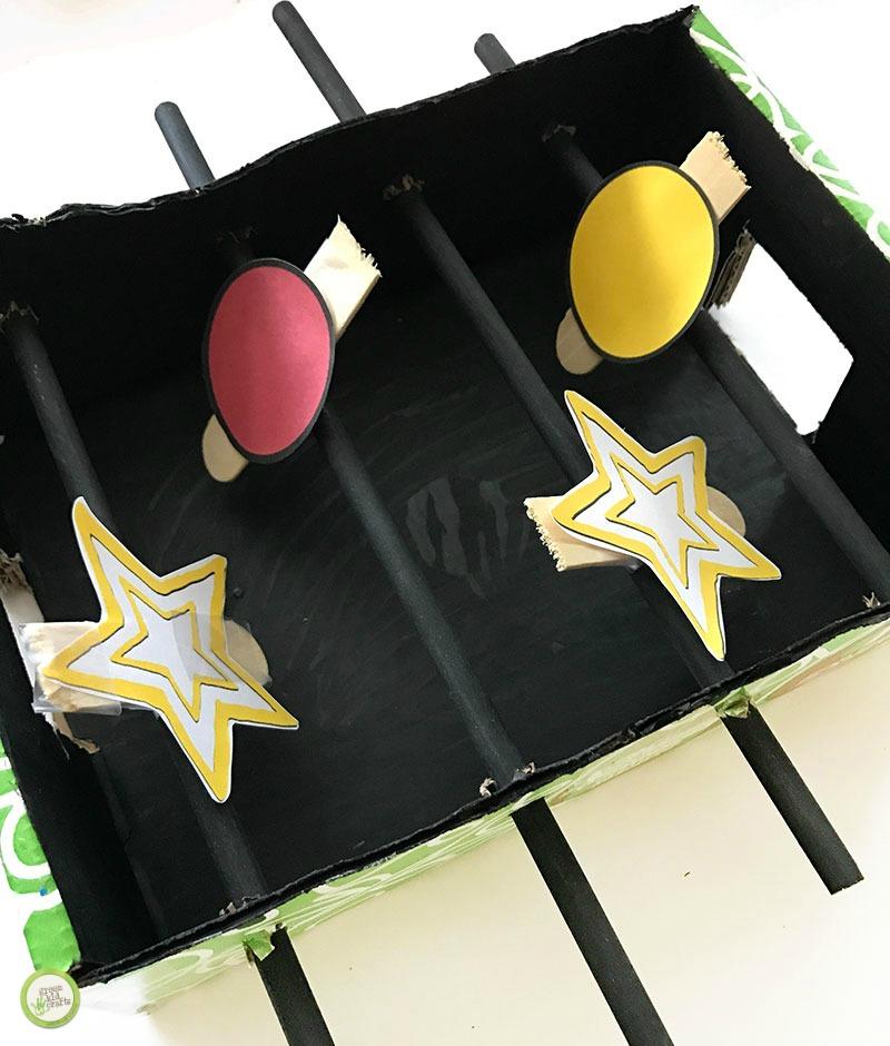 diy foosball game