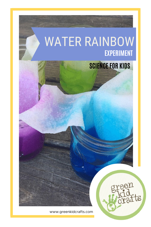Traveling Water Rainbow