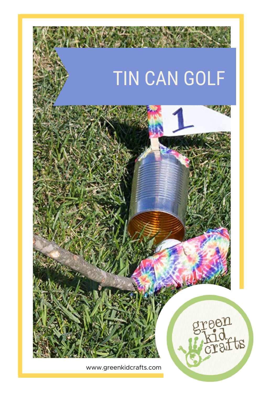 Tin Can Golf
