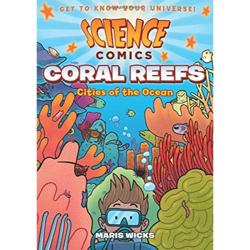 Looking for educational books, science kits, monthly crafts for kids, monthly subscriptions for kids, a monthly craft box or kids craft subscription? Green Kid Crafts, kids craft subscription and maker of the best subscription boxes, including award-winning arts and craft subscription boxes and best monthly subscription boxes, is now offering books! Science Comics: Coral Reefs is an award-winning book all kids love.
