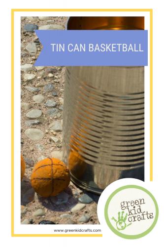 Tin Can Basketball