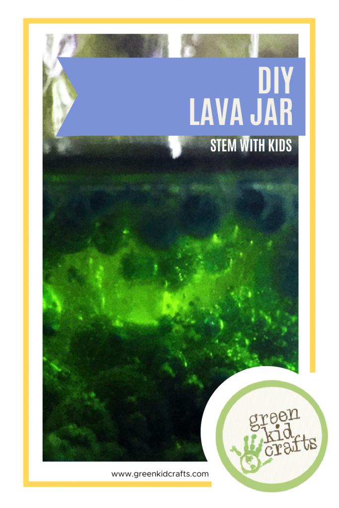 Lava Jar