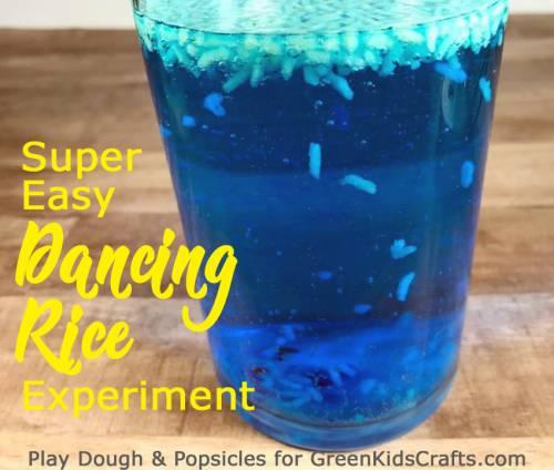 dancing rice experiment