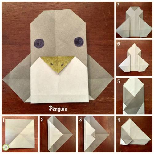 origami animals from Green Kid Crafts