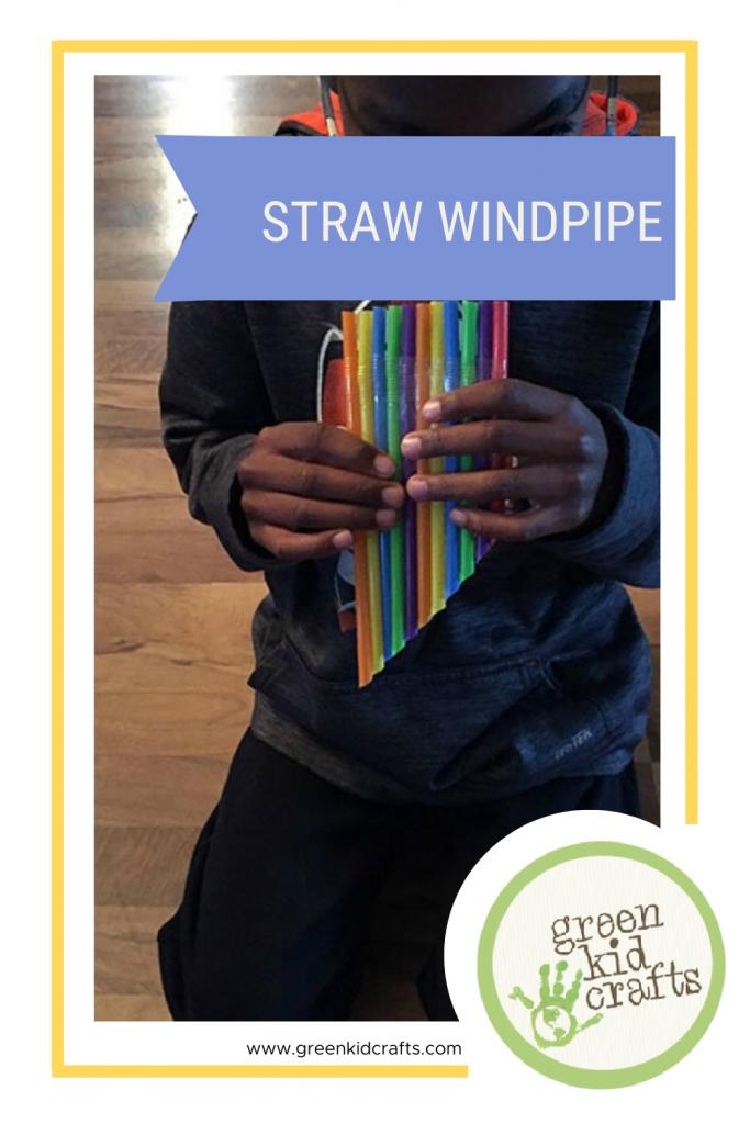 Straw Windpipe