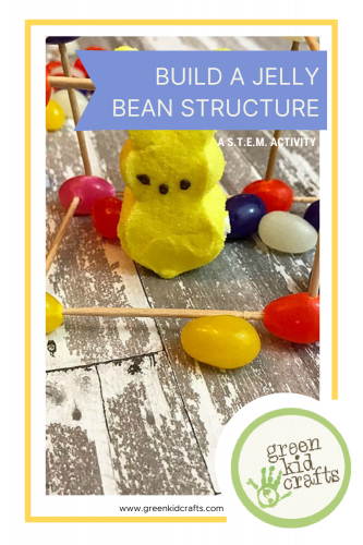 Build A JellyBean Structure