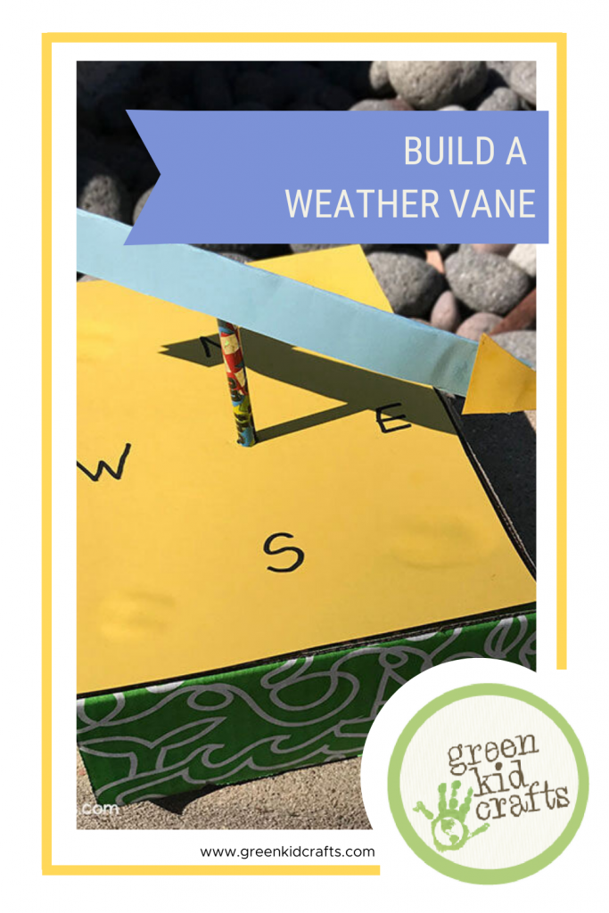 Build a weather vane
