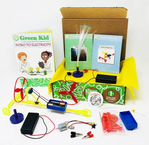 Looking for educational toys, science kits, monthly crafts for kids, monthly subscriptions for kids, a monthly craft box or kids craft subscription? Green Kid Crafts, kids craft subscription and maker of the best subscription boxes, including award-winning arts and craft subscription boxes and best monthly subscription boxes, has created this awesome Intro to Electricity science box for kids.