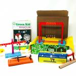 Looking for educational toys, science kits, monthly crafts for kids, monthly subscriptions for kids, a monthly craft box or kids craft subscription? Green Kid Crafts, kids craft subscription and maker of the best subscription boxes, including award-winning arts and craft subscription boxes and best monthly subscription boxes, has created this awesome Physics Lab science box for kids.