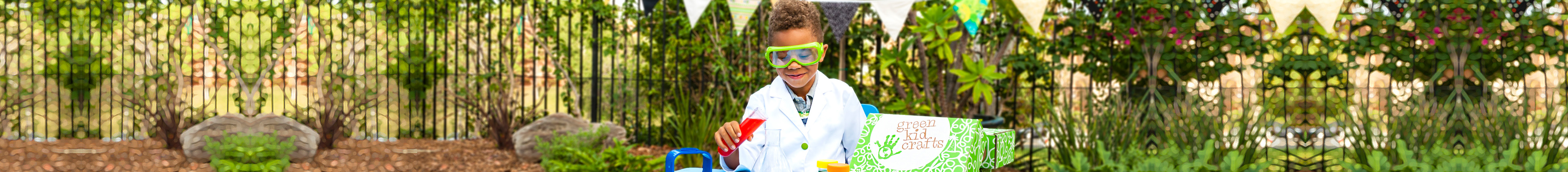 Monthly Science and Art Projects for Kids | Green Kid Crafts
