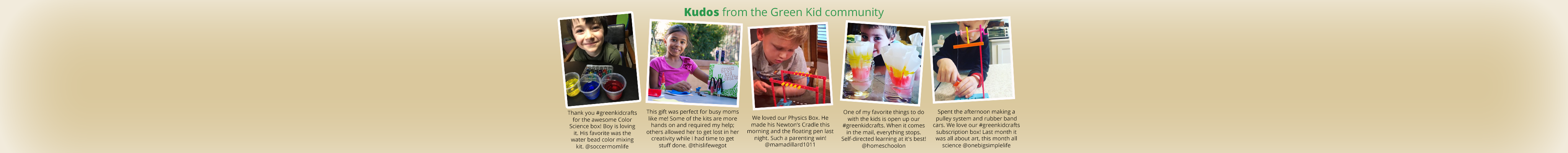 Monthly Science And Art Projects For Kids Green Kid Crafts