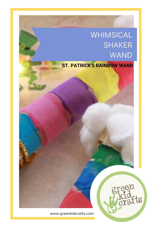 Whimsical Wand Shaker
