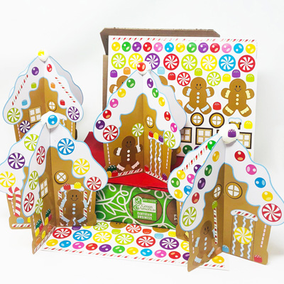 Image of Gingerbread Houses