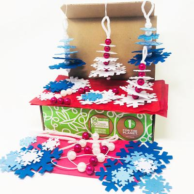 Image of Felt Ornament Kit